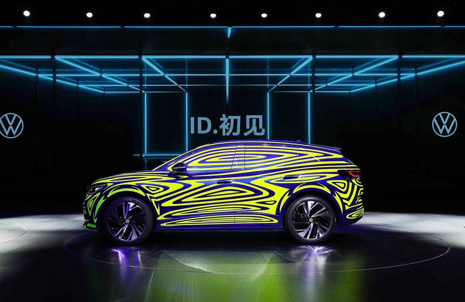 Volkswagen Id 4 China 4