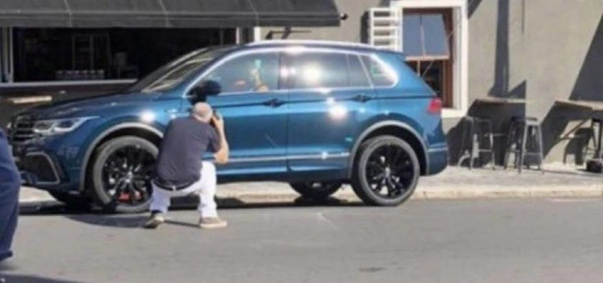 Volkswagen Tiguan Restyling 1