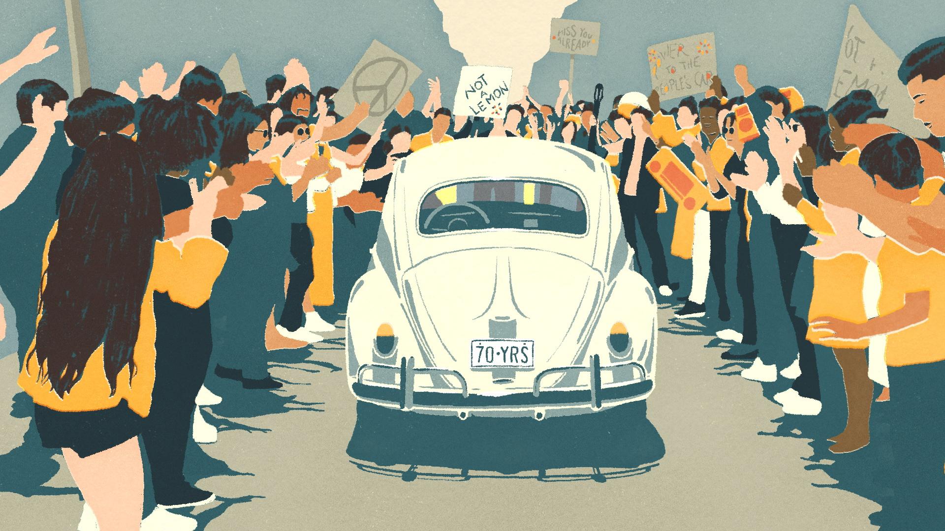 Vw Beetle The Last Mile Campaign 4