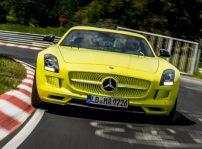 14 Sls Electric Drive Daimler