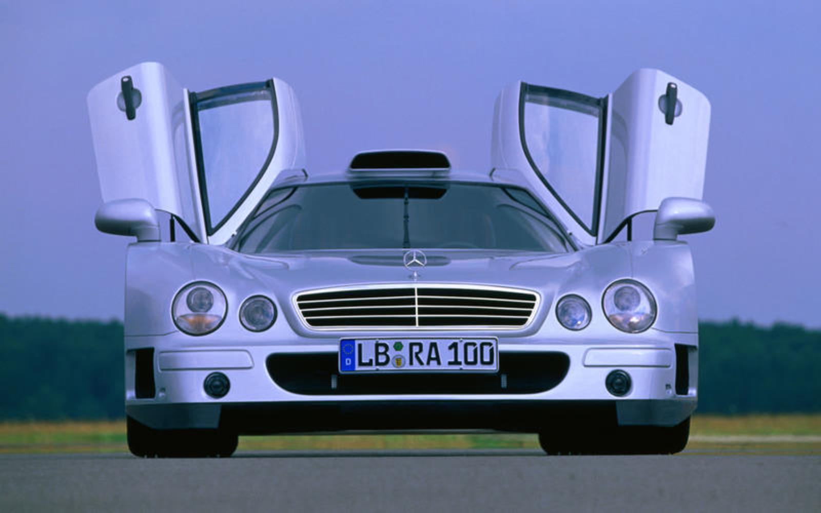 7 Clk Gtr Daimler