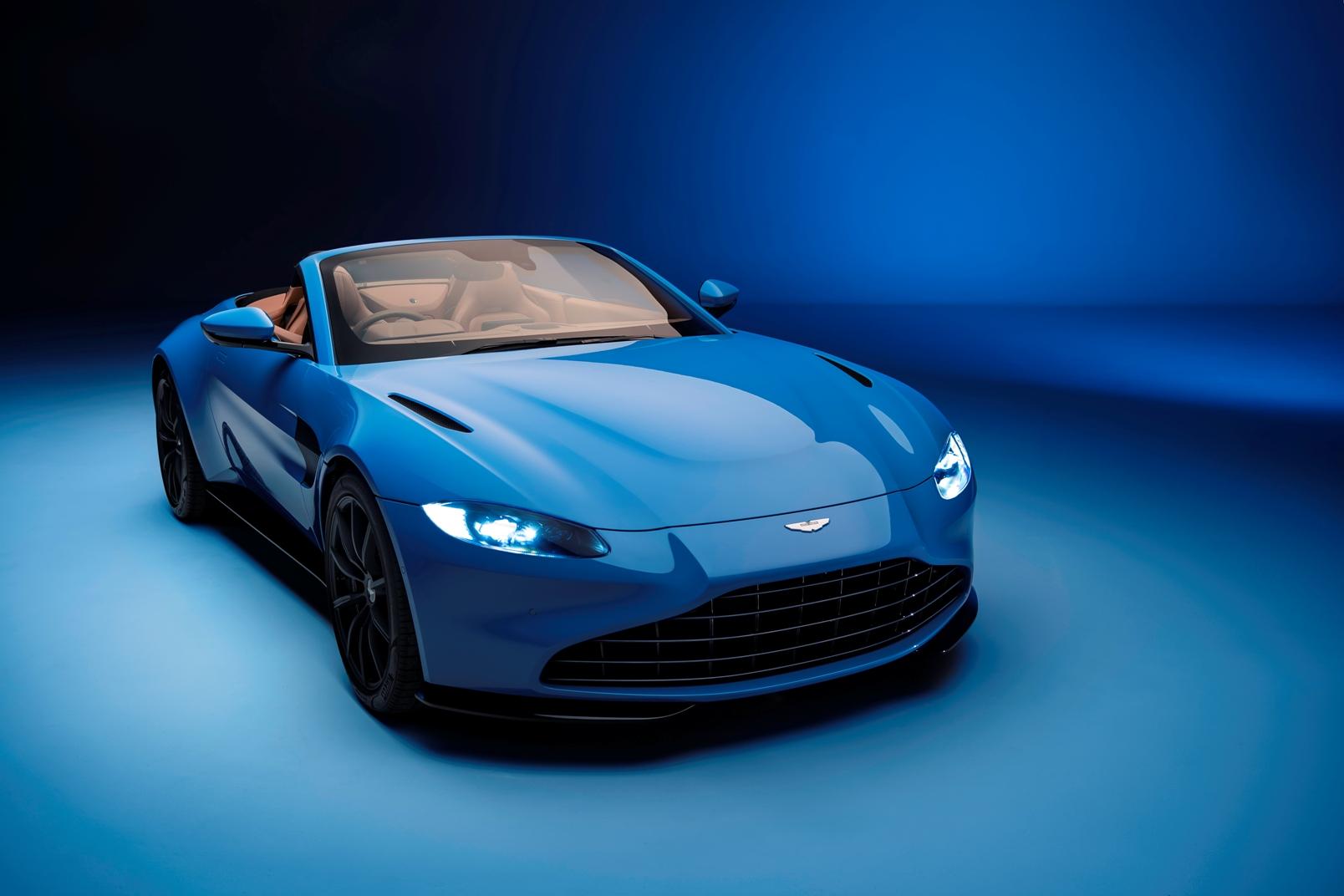 Aston Martin Vantage Roadster 2020 (1)