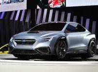 La próxima generación de Subaru WRX STI podría tener 405 CV