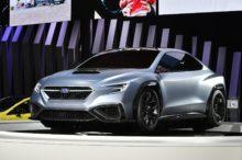 El nuevo Subaru WRX hará su debut en sociedad este mismo año