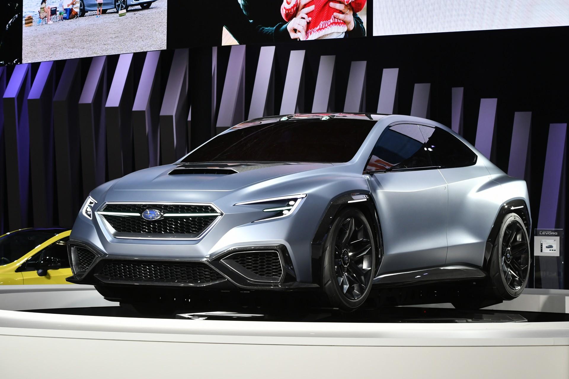 Subaru Viziv Performance Concept 1