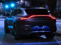 Aston Martin DBX by Q, la versión especial que conoceremos en el Salón de Ginebra