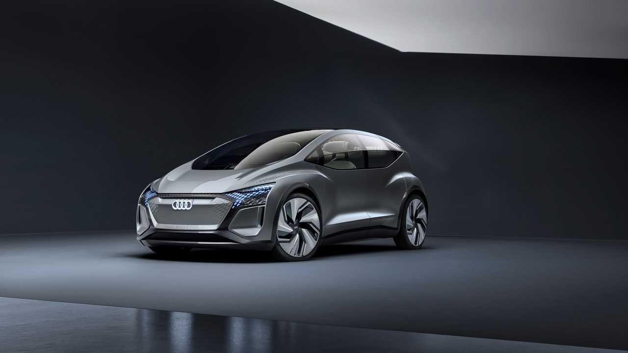 Audi Ai Me Concept Shanghai 2019