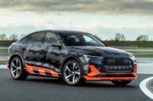 Audi e-tron S: así es el primer eléctrico deportivo de Audi