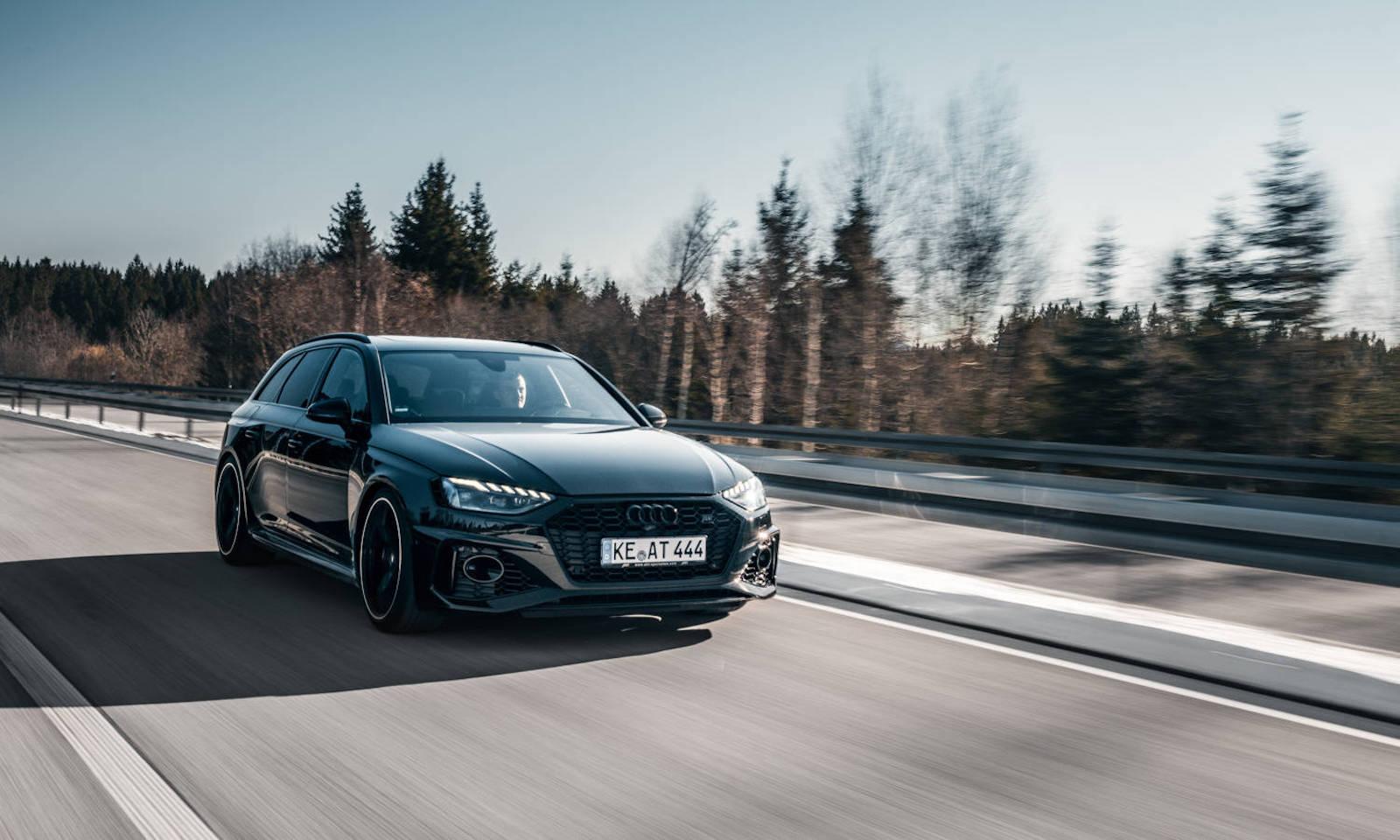Audi Rs4 Abt 510 Cv 2