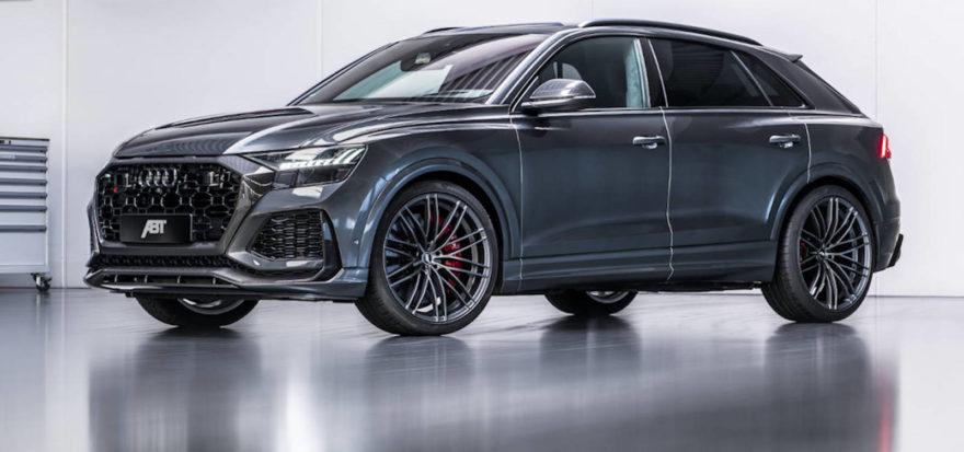 Audi Rs6 Rs7 Rs Q8 Abt 1