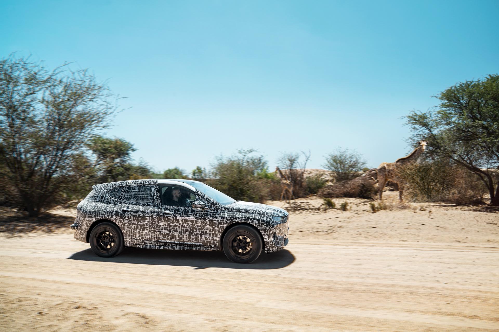Bmw Inext Desierto Kalahari 2