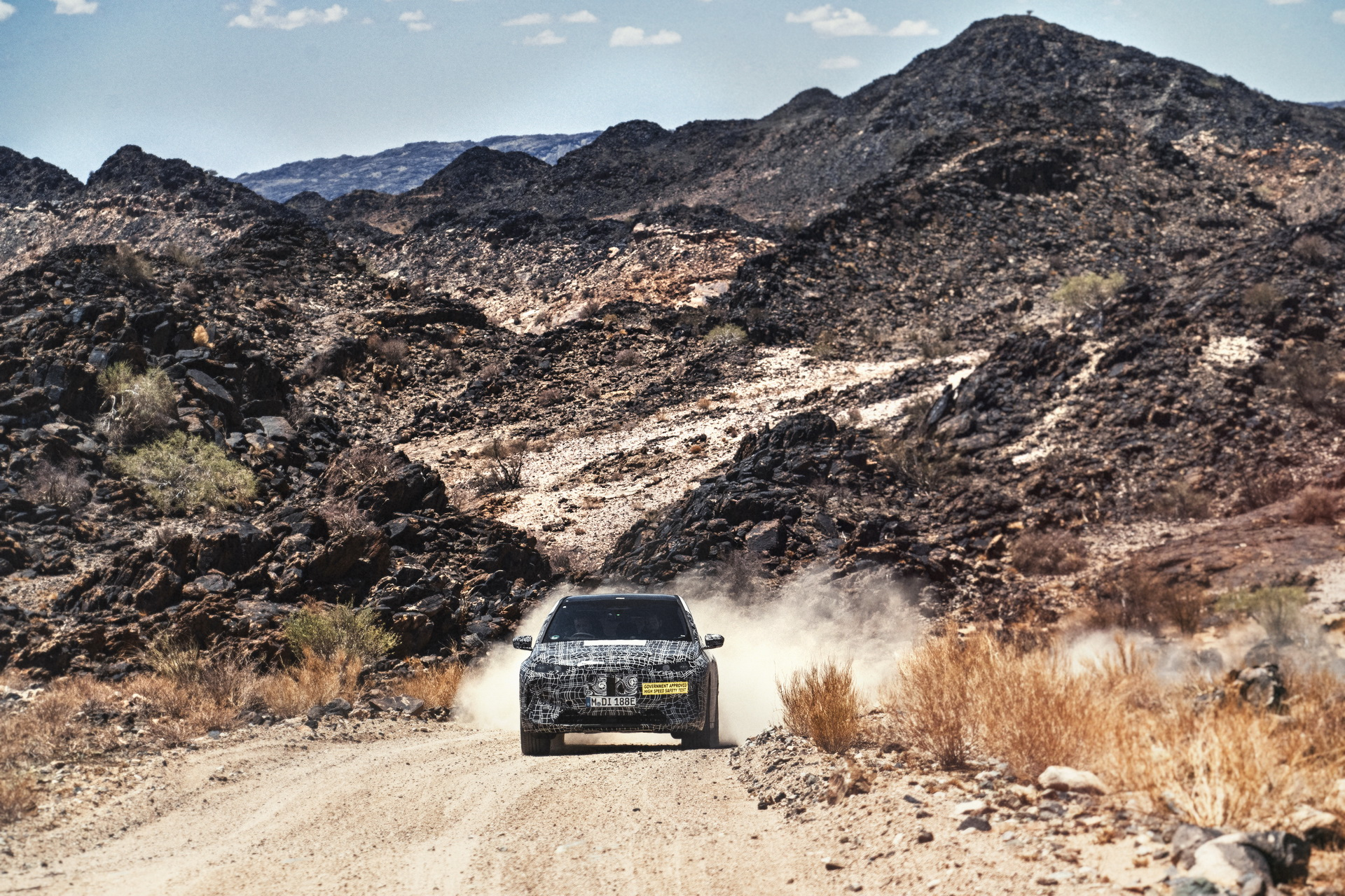 Bmw Inext Desierto Kalahari 4
