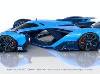 Bugatti Vision Le Mans Concept3