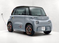 Citroën AMI coche sin carnet electrico y urbano