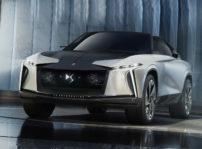 DS Aero Sport Lounge, el prototipo eléctrico de la marca gala que se verá en Ginebra