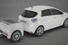 El extensor de autonomía EP Tender se reinventa para ser la solución a la movilidad eléctrica