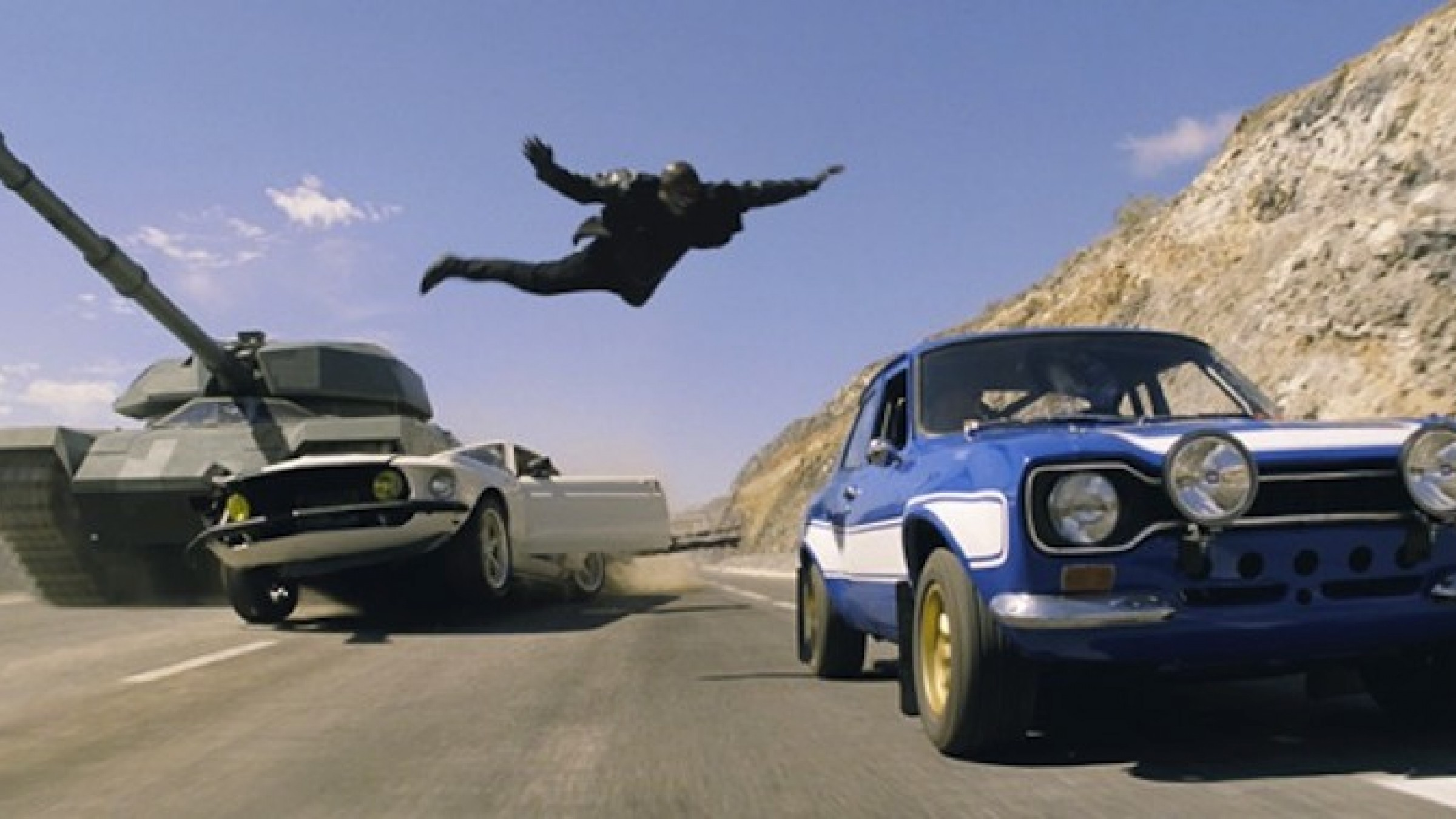 Fast And Furious 6 Stunt