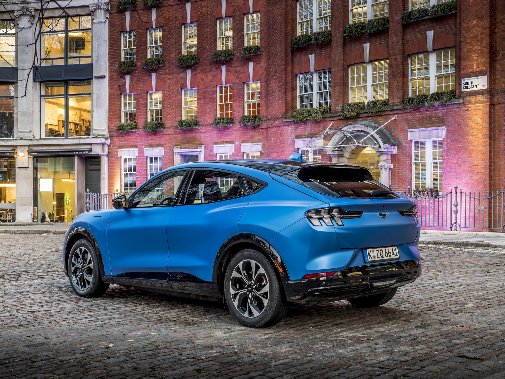 Ford Mustang Mach E Europa (5)