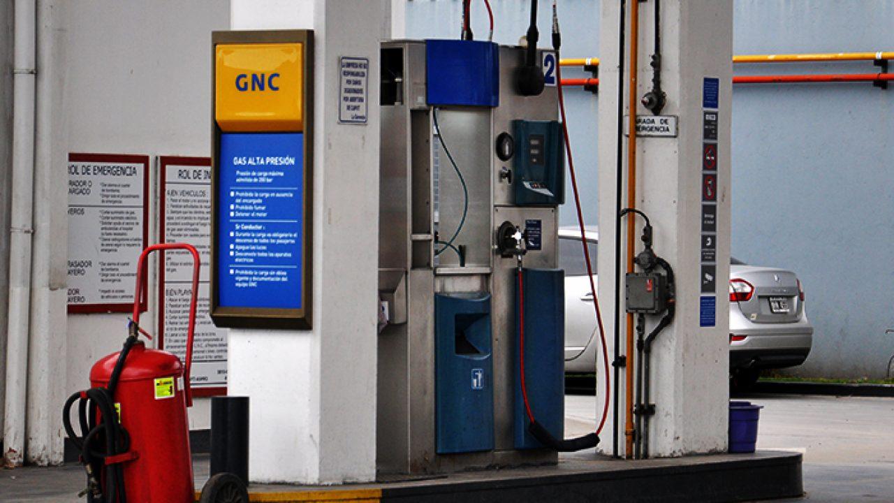 Gasolinera Gnc