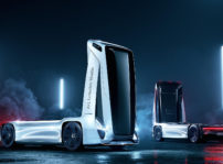 Gruzovikus Camion Electrico Autonomo