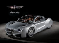 Hispano-Suiza Carmen Boulogne, el superdeportivo español que llegará al Salón de Ginebra