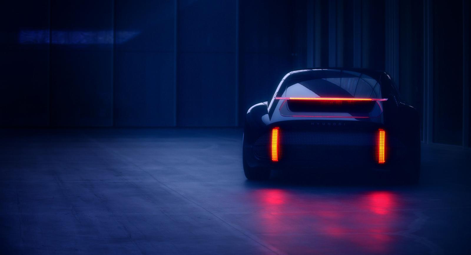 Hyundai Prophecy Electrico Deportivo 2020 4