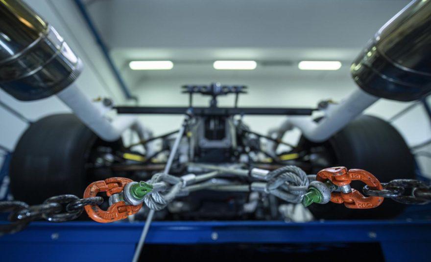 Lamborghini Coche Competicion Motor 1