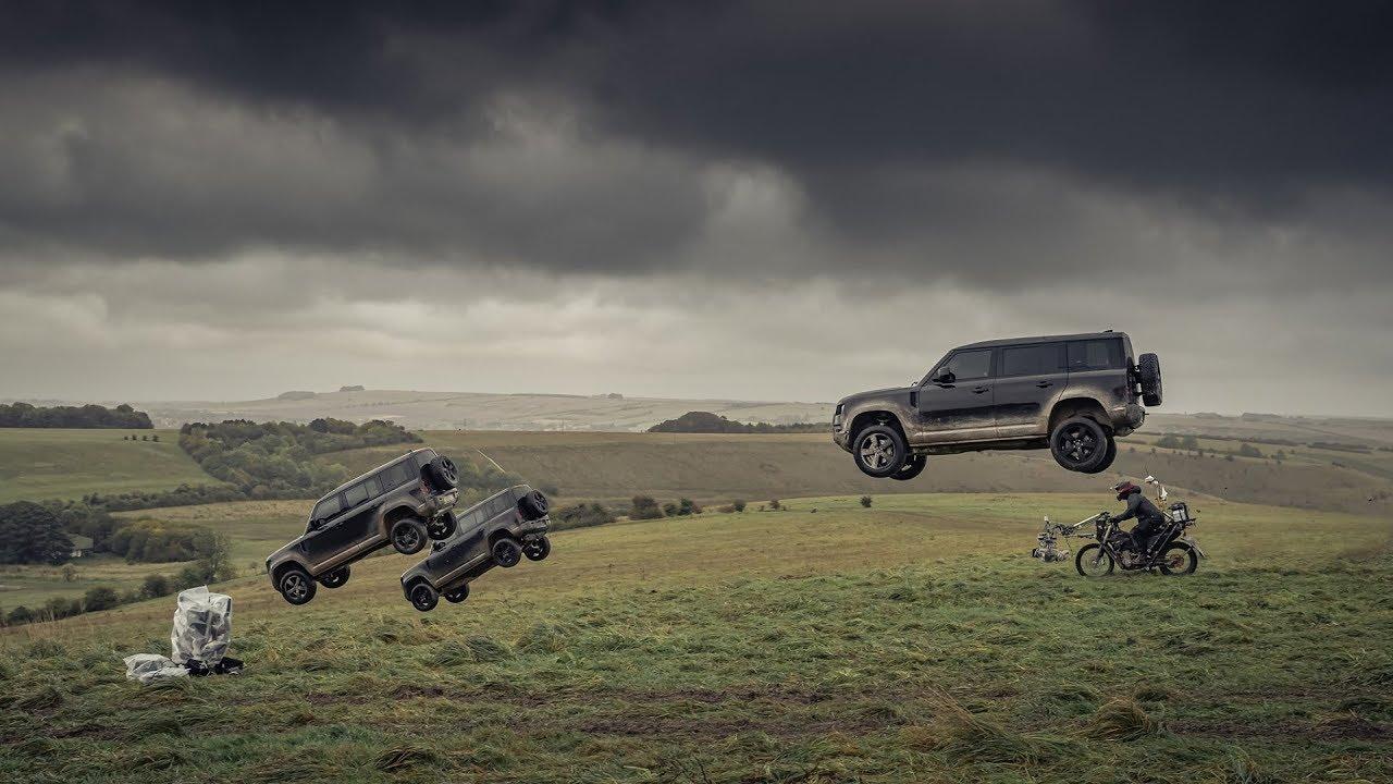 Land Rover James Bond
