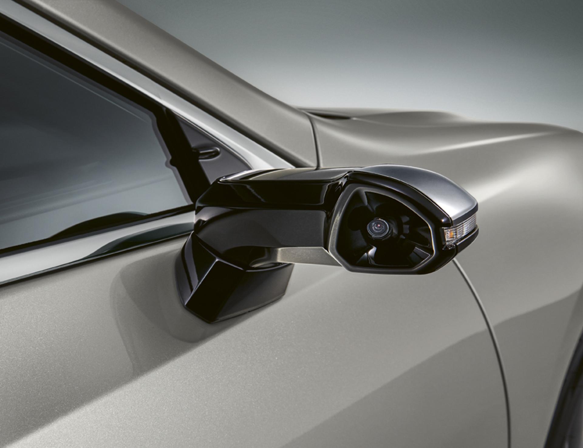Lexus Es 300h Camaras Retrovisores 1