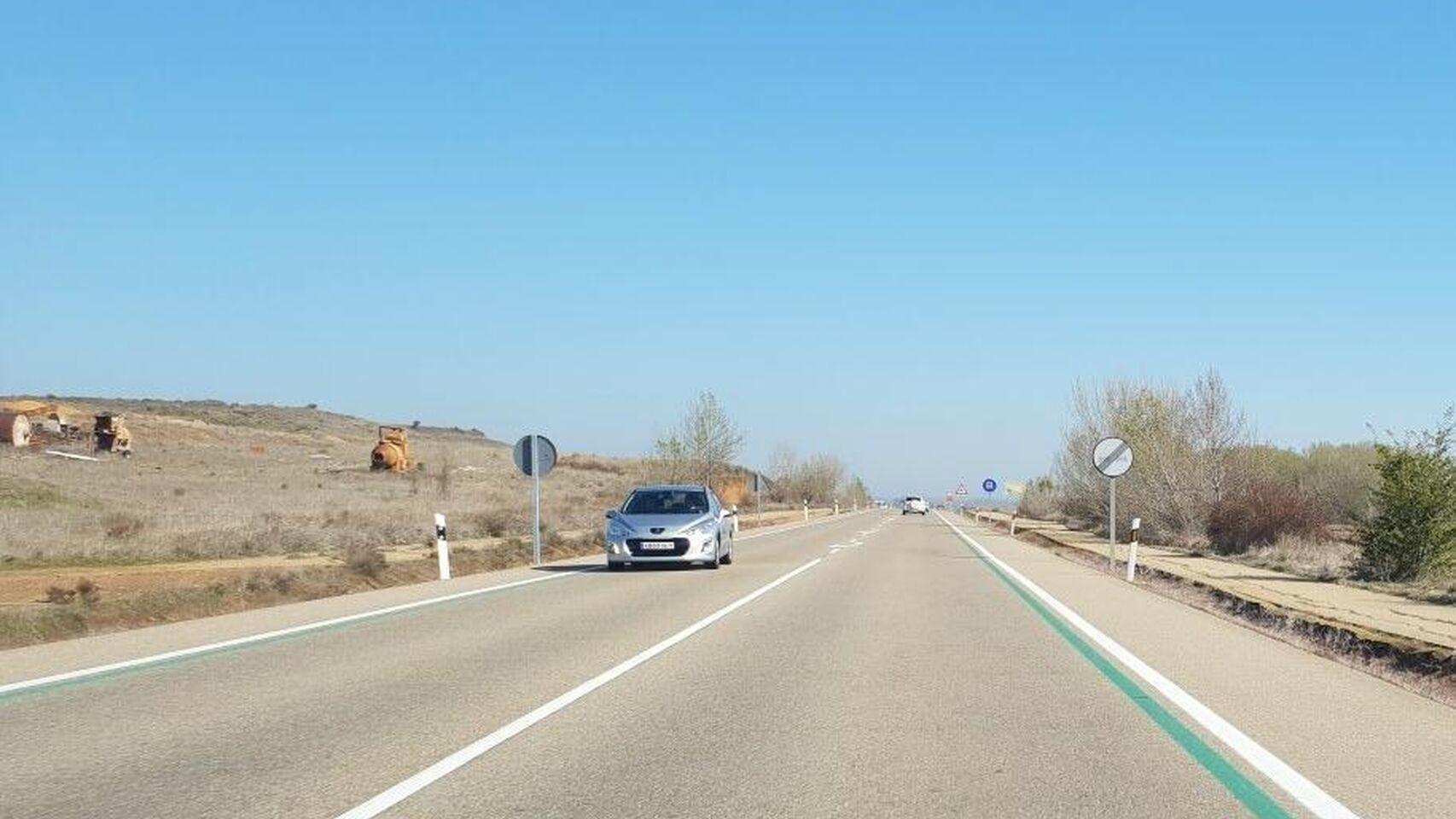 Lineas Verdes Carreteras