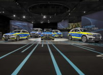 Mercedes Benz Policia Coches Electricos (2)