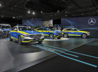 Mercedes Benz Policia Coches Electricos (3)