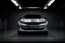 El Peugeot 508 SPE se desvelará definitivamente en el Salón de Ginebra