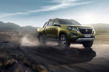Peugeot Landtrek: el nuevo pick up de la marca gala
