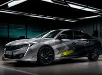 El Peugeot 508 PSE podría estar listo para entrar a producción