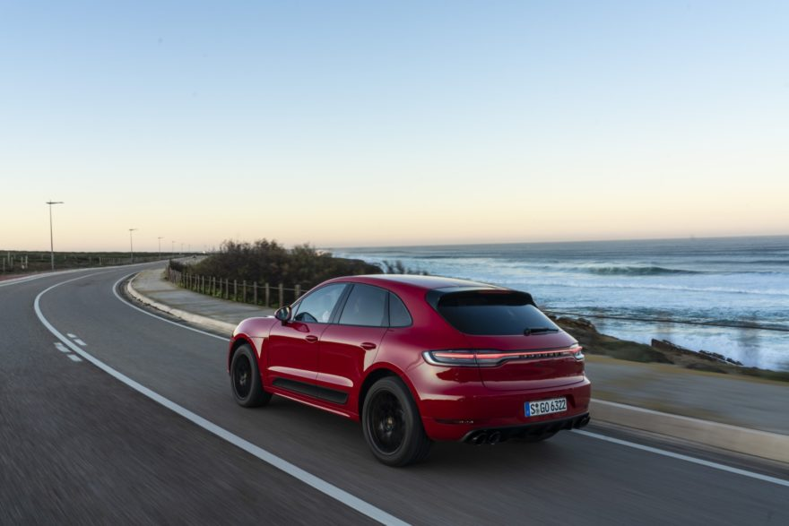 Porsche Macan Gts 11