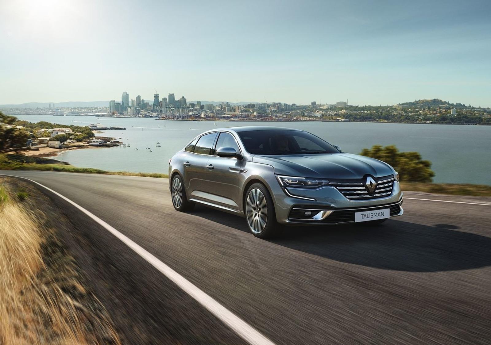 Renault Talisman 2020 (1)