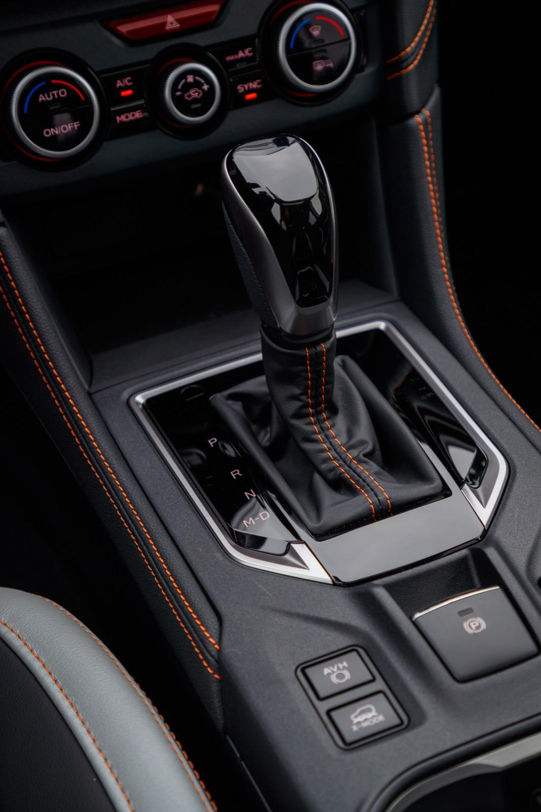 Subaru Xv Eco Hybrid Interior (7)