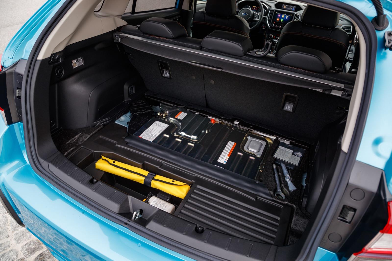 Subaru Xv Ecohybrid Bateria (1)