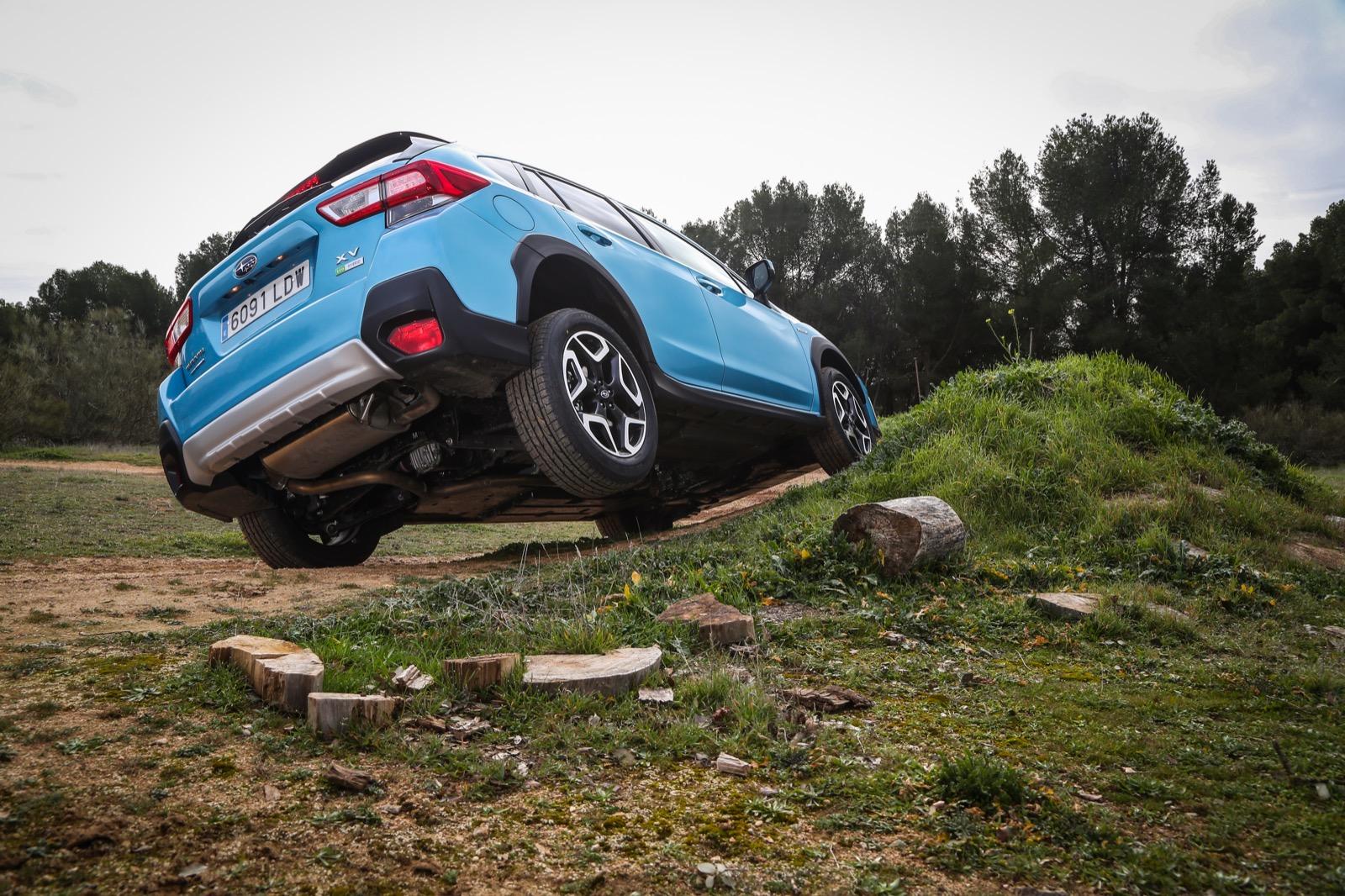 Subaru Xv Hibrido 21