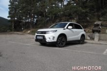 Presentación y prueba Suzuki Vitara mild-hybrid: la anticontaminación por bandera