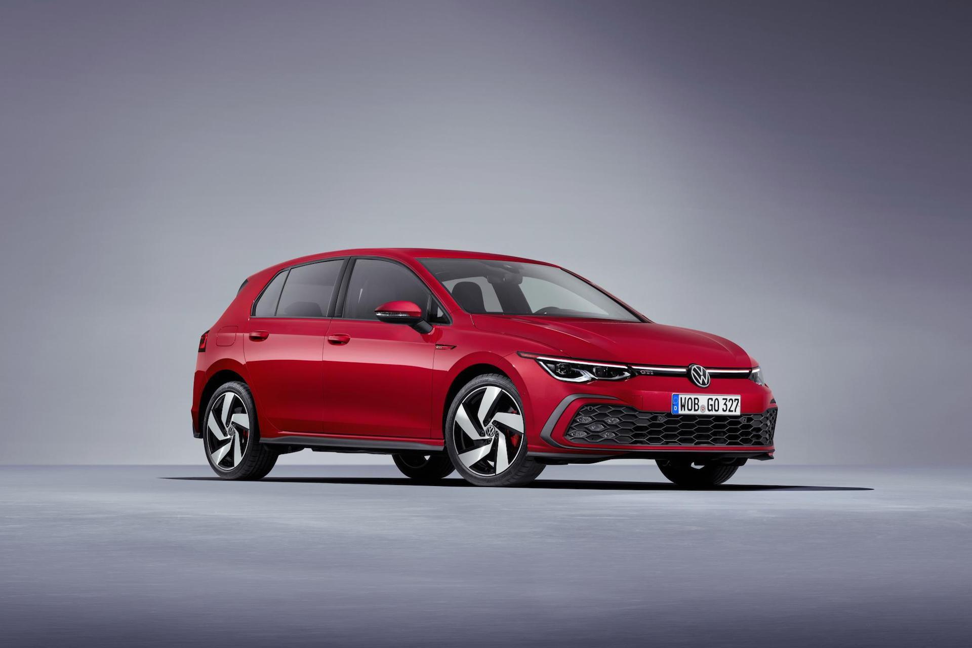 Volkswagen Golf Gti Gtd Gte 2020 3
