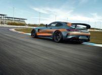 2020 Mercedes Amg Gt4 1