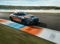 2020 Mercedes Amg Gt4 2
