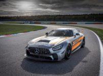 2020 Mercedes Amg Gt4 3