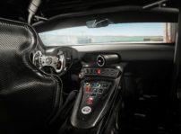 2020 Mercedes Amg Gt4 4