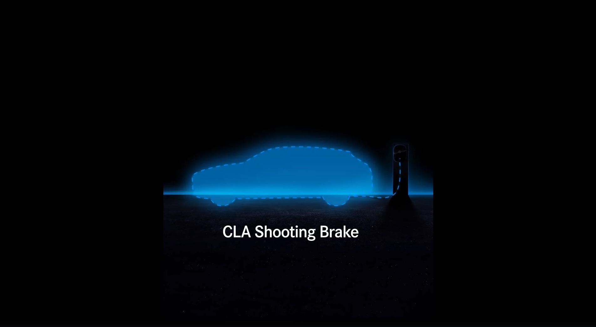 2020 Mercedes Benz Cla 250e Shooting Brake