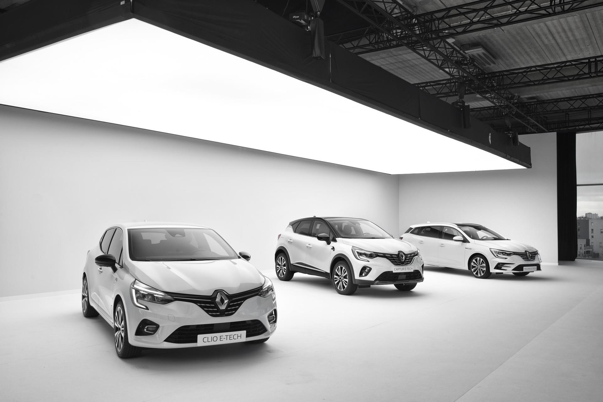 2020 Renault Etech Range