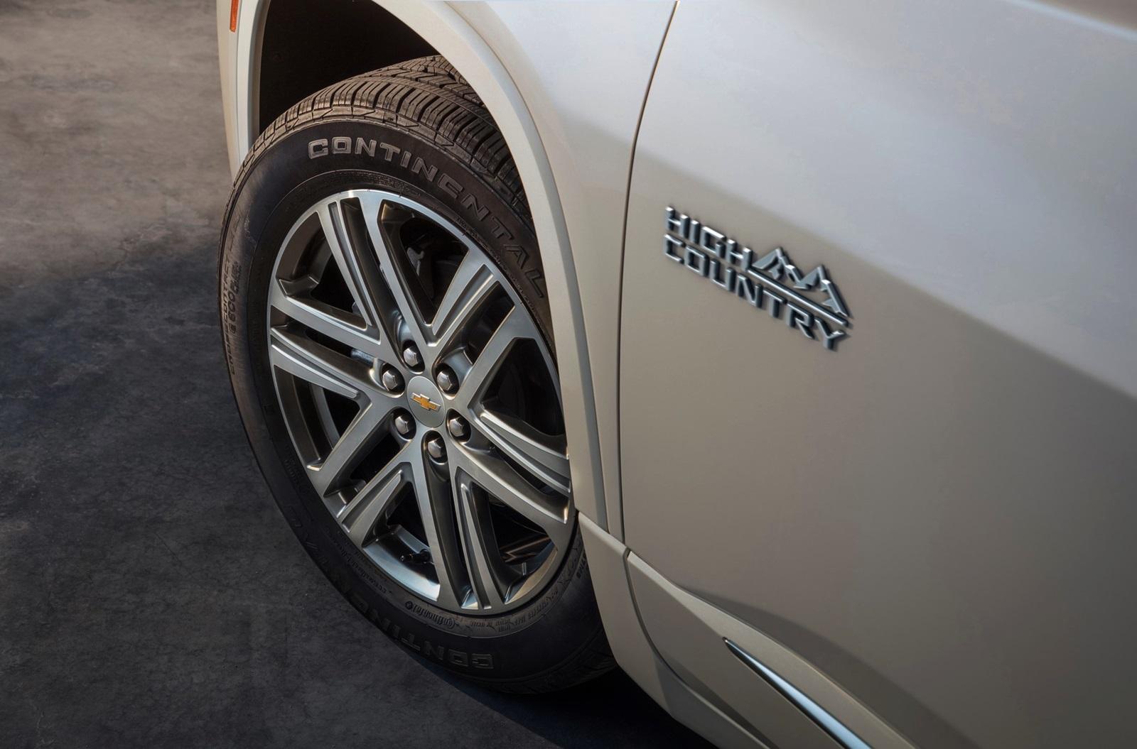 2021 Chevrolet Traverse 8