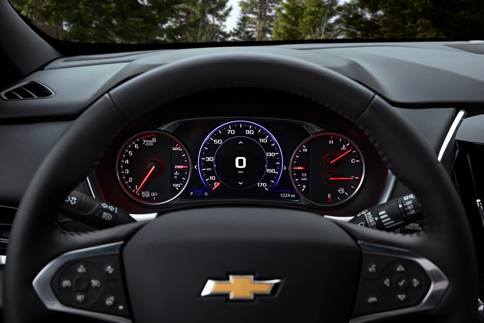 2021 Chevrolet Traverse 9